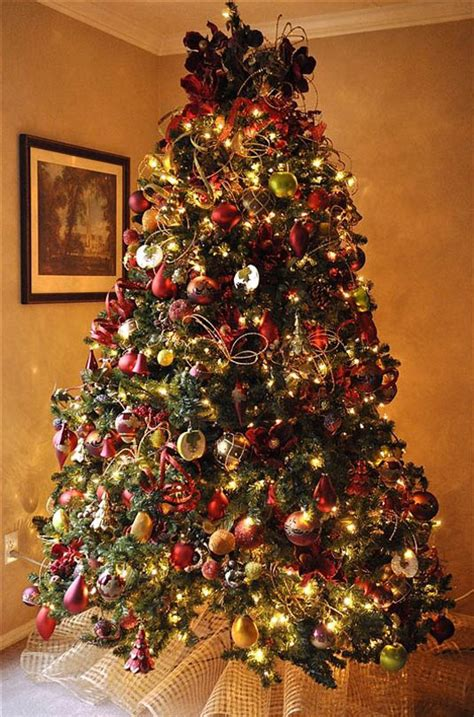 inspiring christmas tree decorating ideas