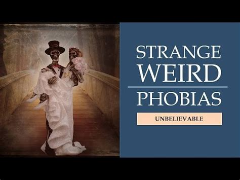 10 And Their Phobias by 9 Strange Phobias And Their Meanings Factual Facts