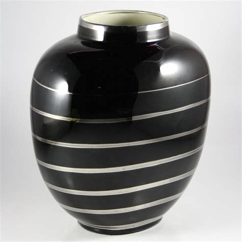 Artistic Vases by Deco Boch Freres Vases