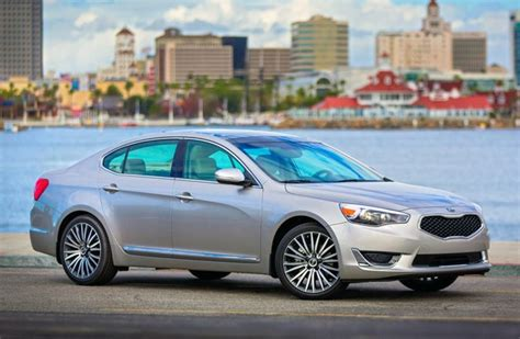 Kia American Car Kia Announces American Debut Of The 2014 Cadenza At