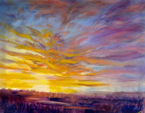 Simple Ellena Ori Dod 1 paintings of sunsets water www pixshark