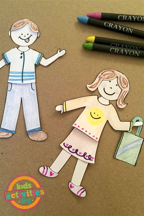 Make Your Own Paper Doll - make your own paper doll clothes driverlayer search engine
