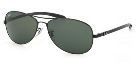 Soflen N8 Green by Ban Rb8301 002 59 14 Sunglasses Visual Click