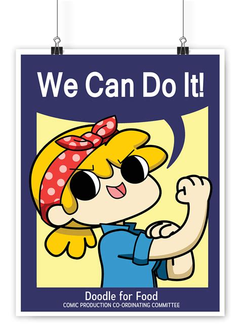 doodle do it we can do it print 183 doodle for food 183 store
