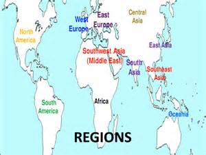 Ap World Regions Map by Diagram Free Collection Ap World Map Regions Download