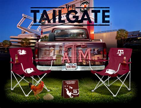 college football time tailgate time inside tailgating