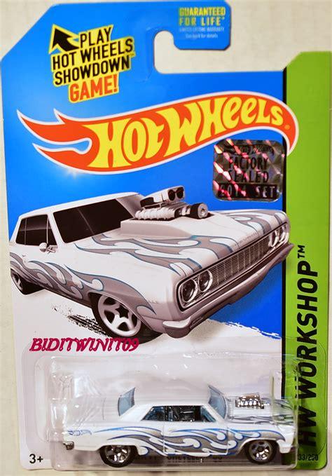 Wheels 70 Chevy Chevelle Zamac Factory Sealed wheels 2014 hw workshop 64 chevy chevelle ss factory