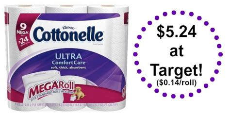 Comfort Care Only by Target Cottonelle Ultra Comfort Care Bath Tissue Only 0