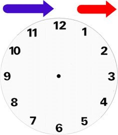 printable clock with movable hands clock with numbers and hands printable