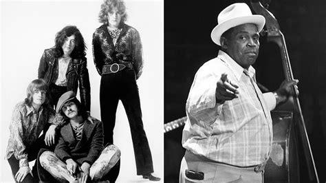 led zeppelin best songs led zeppelin vs willie dixon 1972 songs on trial 12