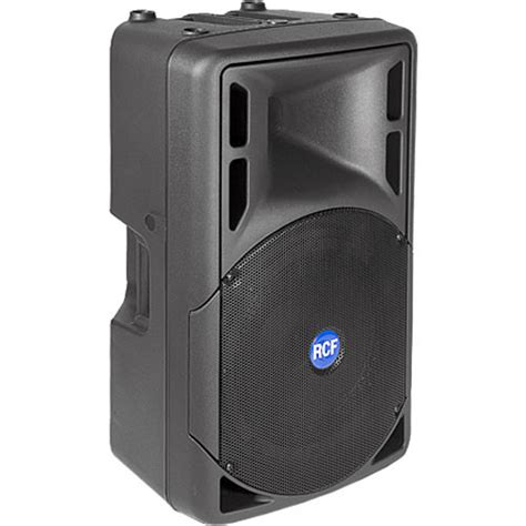 Speaker Rcf 15 rcf 325a 15 quot active reference speaker 325 a b h