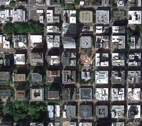 grid pattern town planning choosing a grid or not features planetizen