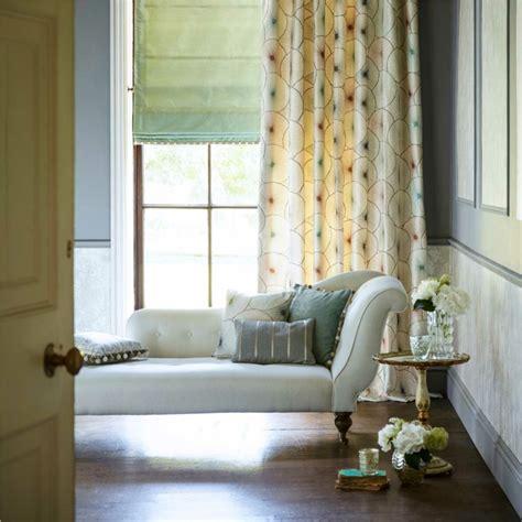 plissee und vorhang schlafzimmer vorhang design raumgestaltung in 50 ideen