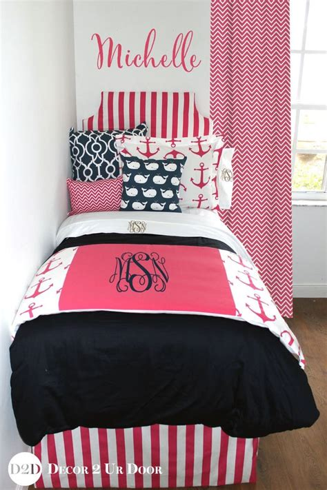 43 Best Lilly Pulitzer Bedding And Lilly Dorm Decor Images Make Your Own Bedding Set