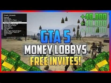 Easiest Way To Make Money On Gta Online - gta 5 online free money lobby best easiest way to get