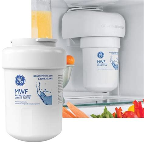 water filters: replacement refrigerator water filters | ge