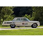 1962 Ford Galaxie 427 Lightweight  SuperCarsnet