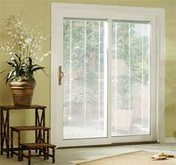 Sliding Glass Doors With Blinds Inside Pin By Endar Vitria On Door Design Plans Pinterest