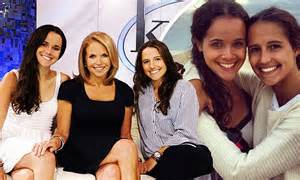 katie couric children katie couric s regret over having just two children as she
