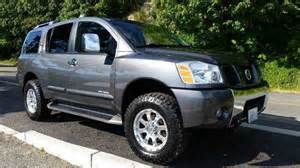 Nissan Armada Lifted Nissan Lifted Suv Mitula Cars