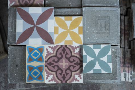 Handmade Italian Tiles - about the nile co