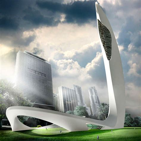 future building designs 20 stunning futuristic skyscraper concepts you must see hongkiat