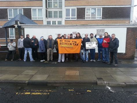 Bedroom Tax Newcastle City Council Resisting The Bedroom Tax In Newcastle Eviction Of