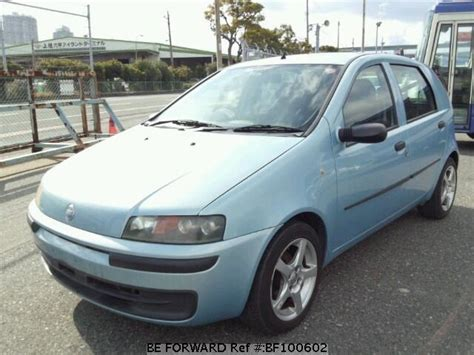 fiat punto 2002 2002 fiat punto photos informations articles