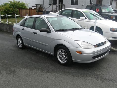2000 ford focus zts 2000 ford focus zts outside