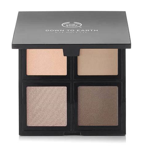 Eyeshadow Shop to earth eyeshadow quads