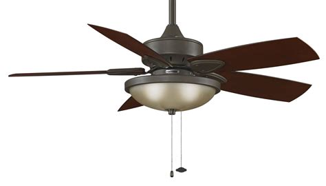 curved blade ceiling fan fanimation oil rubbed bronze with mahogany curved blades