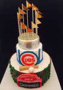 chicago cubs championship birthday cake cakecentral