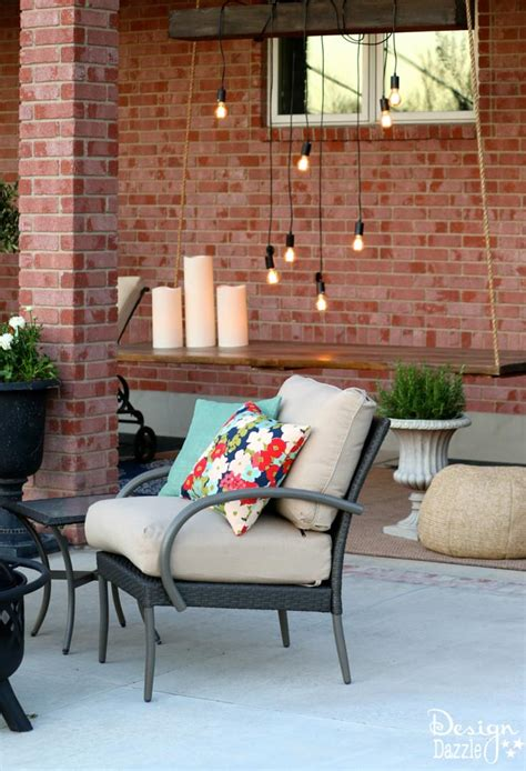Home Depot Patio by Home Depot Patio Style Challenge Part One Design Dazzle