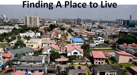 A Place To Live Finding A Place To Live In A Big City Gtblog