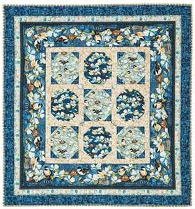 feather your nest wall hanging quilt kit keepsake quilting
