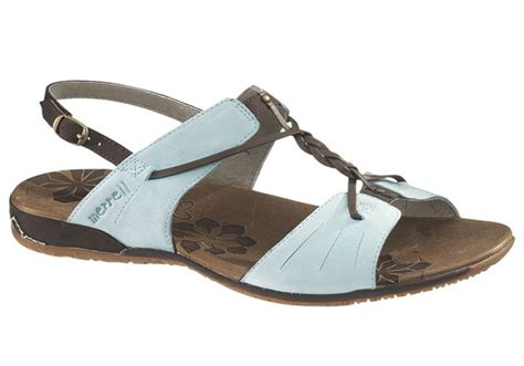 comfortable leather sandals new merrell micca womens leather comfortable sandals ebay