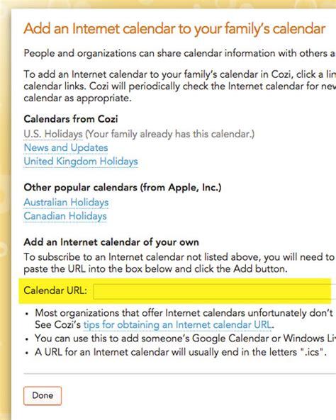 Cozi Calendar Sign In Getting Started With Cozi Calendar Cozi Family Organizer