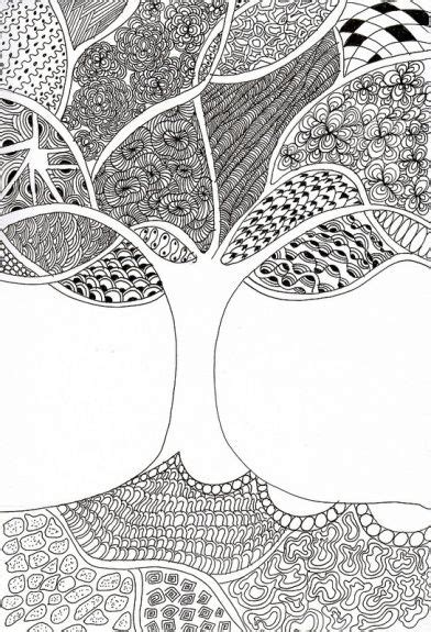 zentangle pattern sles 227 best images about zentangle trees on pinterest trees