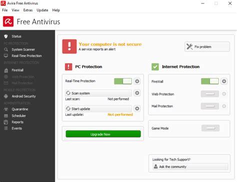 free avira antivirus mobile avira free antivirus screnshots