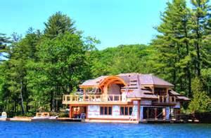 Traditional House Plans boathouses muskoka blog