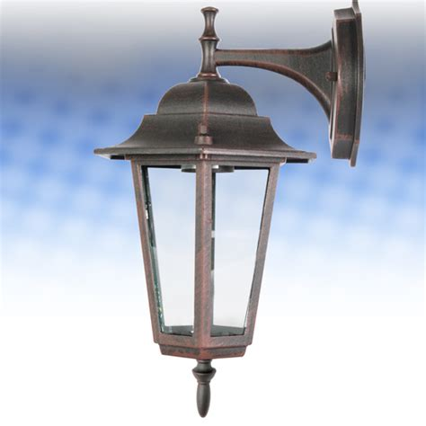Outdoor Garage Wall Lights One Outdoor Wall Garden Lantern Light Home Exterior Lighting Patio Door Garage Ebay