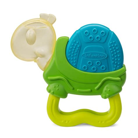 water teether vibrating water teether infantino