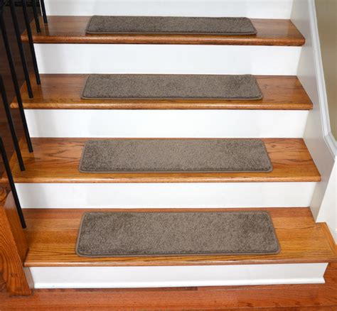 modern stair tread rugs dean non slip pet friendly