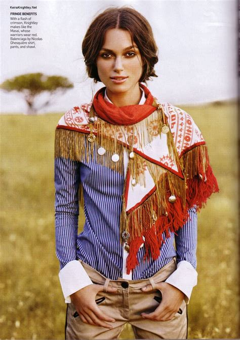Keira Knightley In Vogue June 07 by Vogue Images June 2007 Keira Knightley Wallpaper Photos