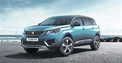 peugeot the 5008 suv offers space galore kilkenny