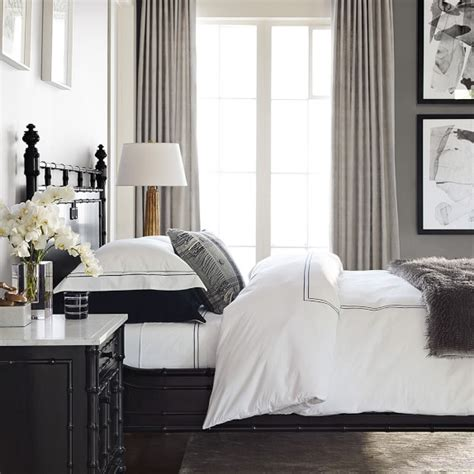 how to make a bed hotel style hotel bedding williams sonoma