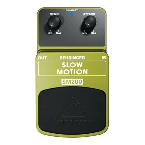 Behringer Sm200 Sm 200 Motion Effect Pedal Efek Stompbox Gitar behringer motion sm200 rapid