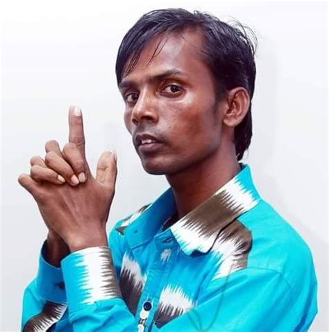 this guy is a bangladeshi hero and his pictures with