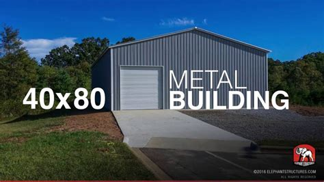 metal building id youtube