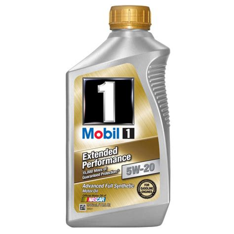Oli Top One Mobil mobil 1 5w 20 extended performance synthetic motor